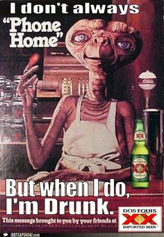I don't always phone home