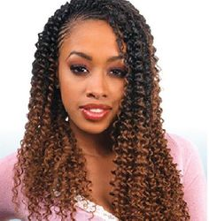 Crochet Braids Denver : Crochet Braids Are A Way To Give Over Stressed Hair A Break From The ...