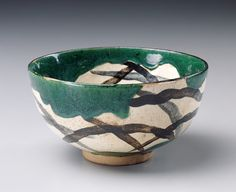 Pottery by Ogata Kenzan (1663-1743) Edo Period Culture: Japan - 尾形乾山, 江戸時代の陶工, 絵師。