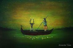 """""""you're a deer friend"""" by Amanda Cass"""