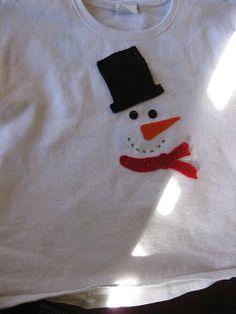 LOVELY SNOWMAN