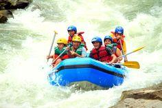 My Third Rafting #FunRafting #SeiBuaya #NorthSumatera