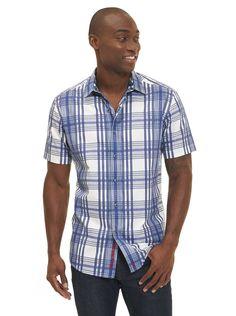 Robert Graham | East Timor Short Sleeve Shirt