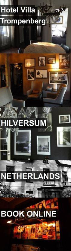 Hotel Villa Trompenberg in Hilversum, Netherlands. For more information, photos, reviews and best prices please follow the link. #Netherlands #Hilversum #travel #vacation #hotel