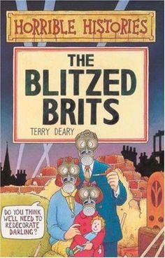 """The Blitzed Brits (Horrible Histories)"" av Terry Deary"