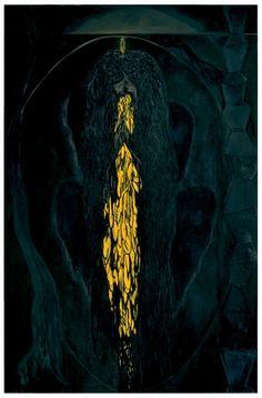 Turner prize-winning artist Chris Ofili talks about his creative process Chris Ofili, Turner Prize, Colonial Art, Tate Britain, Black Artists, Figure Painting, Contemporary Paintings, Figurative Art, Installation Art