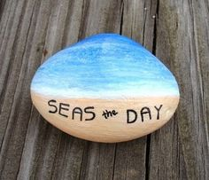 99 DIY Ideas Of Painted Rocks With Inspirational Picture And Words (43)