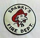 Sparky's Fire Dept.