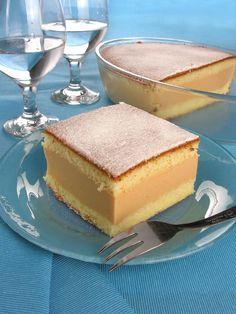 Tempo: 1h30 (+2h de geladeira) Rendimento: 8 Dificuldade: fácil Ingredientes: 5 ovos 2 xícaras (chá) de açúcar 1 colher (sopa) de manteiga ou margarina 1 c