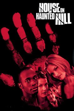 1 of the Top 25 Hollywood movies of 2016 House On Haunted Hill (1999) - William Malone   Horror...: House On Haunted Hill…