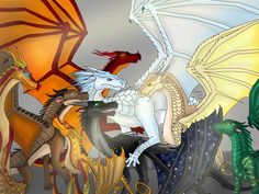 Image result for wings of fire winterwatcher