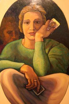 Interpretación de figura de la Capilla Sixtina-Miguel Ángel. Miguel Angel, Mona Lisa, Artwork, Sistine Chapel, Work Of Art, Auguste Rodin Artwork, Artworks, Illustrators