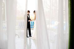 1st look - Cincinnati Wedding from Kortnee Kate Photography + Voila Cinematic