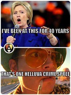 Never Hillary