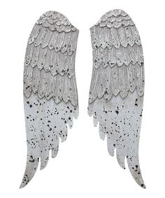 Look at this Angel Wing Set on #zulily today!