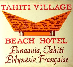 httpsflickrpek85wd tahiti village beach hotel