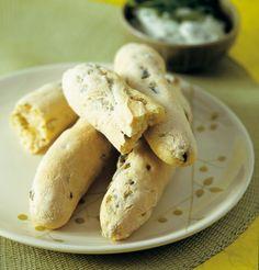 Ricetta grissini corti alle olive verdi - Cucchiaio d'Argento
