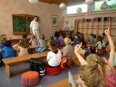 Das bewegte Klassenzimmer