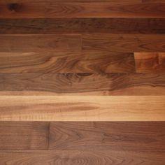 """Walnut Willowwood 3/8 x 5-1/2"""" Engineered Hardwood Flooring"""