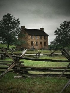 Manassas Old Stone House
