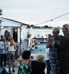 Förra året inledde vi en ny tradition för våra vänner. Vi firade in sommaren med en ordentlig poolfest. I lördags var det dags igen. Med godhjärtade vädergudar och en fin planering blev...