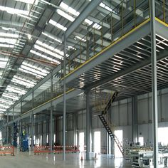 Whether you have small storage space or a large warehouse, you can potentially double your available storage space by considering steel mezzanine floors. Mezzanine Bedroom, Mezzanine Floor, Shelving Solutions, Shelving Systems, Small Space Storage, Storage Spaces, Welding Works, Warehouse Design, Steel Shelving