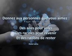 Dalaï Lama Unity Quotes, Words Of Wisdom Quotes, Favorite Words, Favorite Quotes, Best Quotes, French Words, French Quotes, French Expressions, My Motto