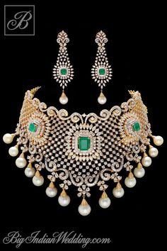 Notandas Jewellers bridal #choker