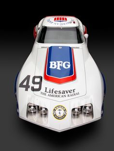 "Fancy - 1969 Chevrolet ""Stars & Stripes"" Racing Corvette"