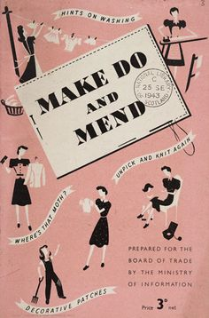 make-do-and-mend--1940s-ration-fashion design idea reminiscence therapy setting, forgetusnot dementia care activities