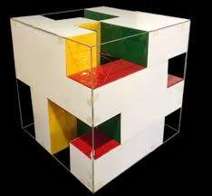 cubo con espacios arquitectura - Buscar con Google