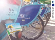 What a beautiful day to ride a @skybikewpb! with @repostapp.  On a roll? Keep it going with @SkyBikeWPB! Learn more & sign up here: skybikewpb.com  #skybikewpb #ilovewpb #westpalmbeach #wpb #downtownwpb #thingstodo #letsgoforaride #bikeride #trip #southflorida #fun #thingstodo #bike #bikelife #explore #thursday #takearide #visitfl #lovefl by downtownwpb   @blckrc