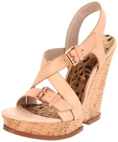 Sam Edelman Women's Josie Wedge Sandal - designer shoes, handbags, jewelry, watches, and fashion accessories | endless.com