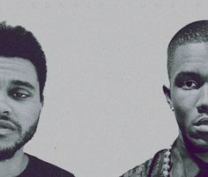 the weeknd & frank ocean