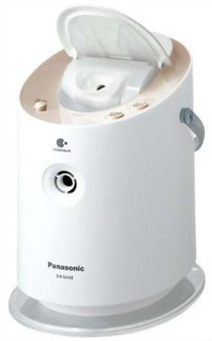 Panasonic Nanoe Nano Care EH-SA60-N Gold Ion 2 Way Steamer (Japan Import) by Panasonic. $250.00. This product is for Japan Market. Manuals is in Japanese only and comes with 1 year Japan warranty.. Nano-e mode: moisturize your skin while in bed. Nano-particle ion steam can deeply penetrate into the outer layer of skin. Nano-e | Platinum steam. Platinum steam mode: 12 mins facial treatment. Panasonic's Nano-Care 2-way Ion Steamer is a skincare solution utilizing na...
