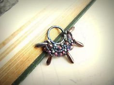 I'm Your Tiniest Fan Earring Tutorial   Craftsy