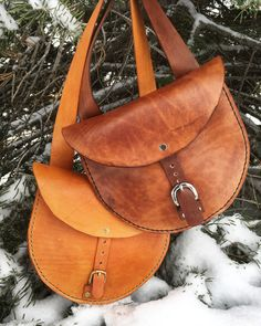 Brass and Stainless Steel hardware. Leather Projects, Handmade Leather, Leather Working, Leather Shoulder Bag, Saddle Bags, Leather Handbags, Satchel, Hardware, Stainless Steel