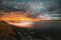 Last night's sunset in Wellington was pretty beautiful, while out on a call out I took a few minutes to look at the sunset and grab a quick pic , hope you enjoy.  Lens is a manual samyang 14mm f2.8 at f8