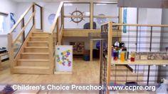 This is a video tour of our new Reggio-inspired preschool located at 6501 Lomas Blvd NE, Albuquerque NM. Reggio Emilia Classroom, Environment Design, Learning Environments, Third, Preschool, Loft, Teacher, Goals, Inspired