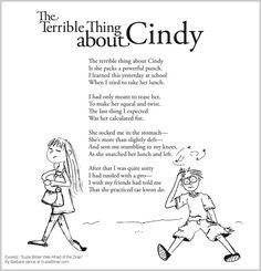 funny poems for third grade