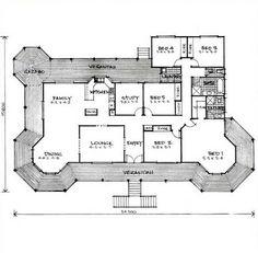 Floor Plan Friday: The Queenslander | Starting ideas for Florida ...