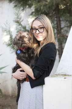 LA Street Style: Stylish girls and their Pooches by @refinery29