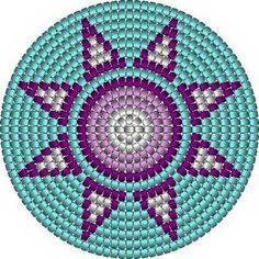 Ten Steps To Becoming a Macrame Master Beaded Flowers Patterns, Native Beading Patterns, Beadwork Designs, Tapestry Crochet Patterns, Crochet Stitches Patterns, Knitting Patterns, Mochila Crochet, Tapestry Bag, Native American Beadwork