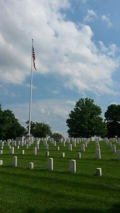 Mill Springs National Cemetery - Nancy, KY