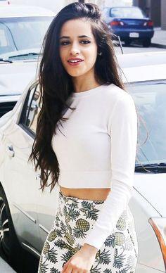 DE OLHO NO LOOK no ar, amores! Estavam com saudades? Eu tava. A musa inspiradora do dia, como já viram, é a lindinha da Camila Cabello. A gata é uma das integrantes da girl band Fifth Harmony e, al…