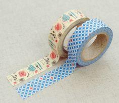 Lucy in the Kitchen - Dailylike Washi Masking Tape | Washi Tape | Japanese Washi Tape | Maigo