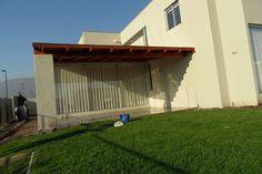 PERGOLAS Y QUINCHOS Backyard Kitchen, Outdoor Kitchen Design, Patio Design, Backyard Patio, Blessed Mother, Bbq, Deck, Cases, Outdoor Decor