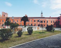 Venice islands: exploring the most underrated ones > San Lazzaro degli Armeni island || Read my blogpost here: http://www.blocal-travel.com/cemetery/venice-islands/