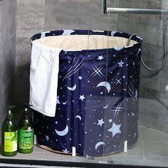 65X70CM Folding Bathtub PVC Portable Bath Bucket Water Tub Adult Spa Bucket | eBay Outdoor Bathtub, Hot Tub Backyard, Outdoor Rooms, Shenzhen, Bathtub Cover, Portable Bathtub, Water Tub, Baby Tub, Large Bathtubs