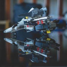 #vf1s #lego #daikoncat #toys #macross #coin3ip